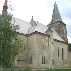 Kostely v Charvatcích