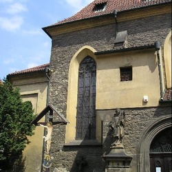 Kostel sv. Jindřicha v Praze