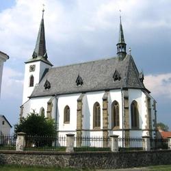 Kostel sv. Vavřince ve Veliká Vsi