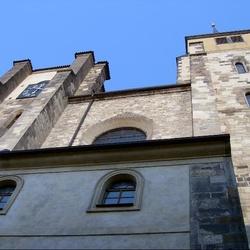 Kostel sv. Jiljí v Praze