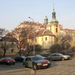 Kostel sv. Mikuláše v Praze-Vršovicích