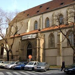 Kostel sv. Štěpána v Praze