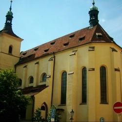 Kostel Sv. Haštala v Praze