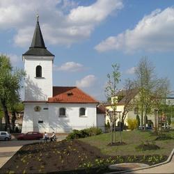 Kostel sv. Martina v Praze-Řepích