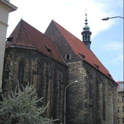 Kostel sv.Václava na Zderaze