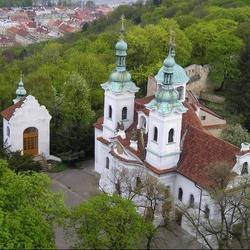Kostel Sv. Vavřince v Praze na Petříně
