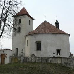 Rotunda sv. Václava v Libouni