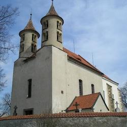 Kostel sv. Bartoloměje v Kondraci
