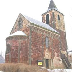 Kostel sv. Jakuba Většího ve Vroutku