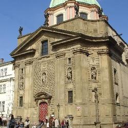 Kostel sv. Františka u Karlova mostu