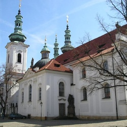 Kostel Nanebevzetí Panny Marie na Strahově