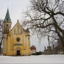 Kostel Nanebevzetí Panny Marie v Zásmukách