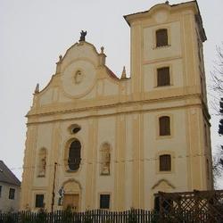 Kostel Archanděla Michaela v Bochově