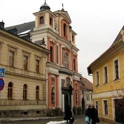 Kostel sv. Jana Nepomuckého v Kutné Hoře