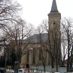 Kostel Matky Boží v Kutné Hoře