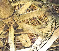 Větrný mlýn u Přemyslovic