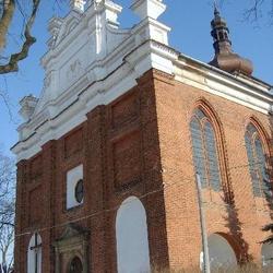 Kostel sv.Petra a Pavla v Kralovicích