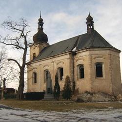 Kostel početí Panny Marie v Siřemi