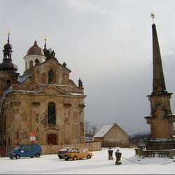 Kostel Nejsvětější Trojice ve Valči