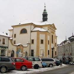 Kostel sv. Anny v Benešově