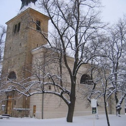 Kostel sv. Jakuba v Kounicích