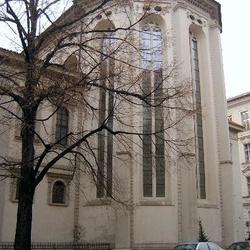 Kostel sv. Salvátora v Praze