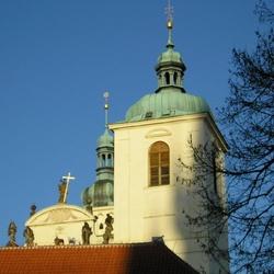 Kostel sv. Jakuba Většího v Praze