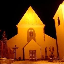 Kostel sv. Mikuláše v Benešově