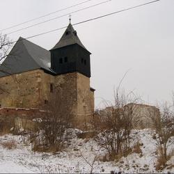 Kostel sv. Jakuba Většího ve Škrlích