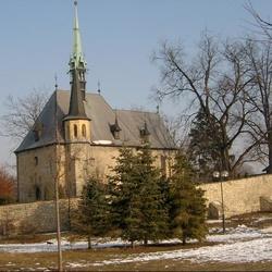 Kostel sv. Petra v Lounech