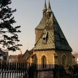 Kostel Matky Boží v Lounech