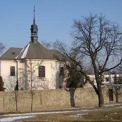 Kostel Čtrnácti sv. Pomocníků v Lounech