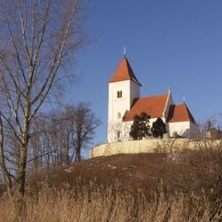 Kostel sv. Jana a Pavla v Krtni