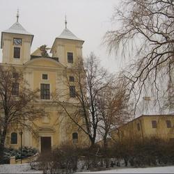 Kostel sv. Michaela archanděla v Litvínově
