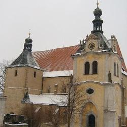 Kostel sv. Petra a Pavla ve Žluticích