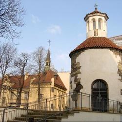 Rotunda sv. Longina v Praze