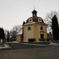 Kaple Panny Marie Pomocné v Kouřimi