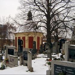 Kaple sv. Rocha v Rakovníku