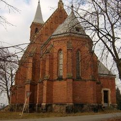 Kostel sv. Markéty ve Zvoli
