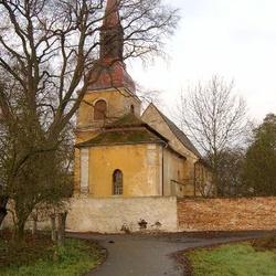Kostel sv. Václava v Kovanicích