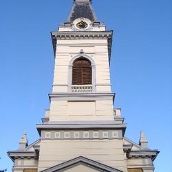 Evangelický kostel v Nymburku