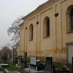 Kostel sv. Martina ve Vyšehořovicích