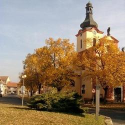 Kostel sv. Václava v Budyni nad Ohří