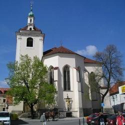 Kostel sv. Jakuba v Berouně