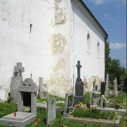 Kostel sv. Martina v Měchnově