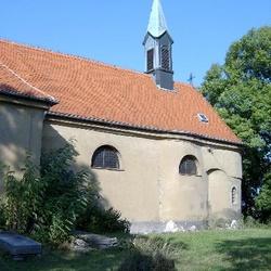 Kostel sv. Mikuláše v Kladně-Vrapicích