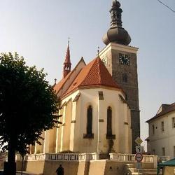 Kostel sv. Kateřiny ve Velvarech