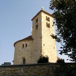Rotunda sv. Máří Magdalény na Přední Kopanině