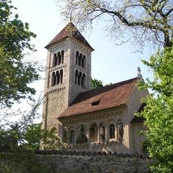 Kostel sv. Jakuba v Církvici