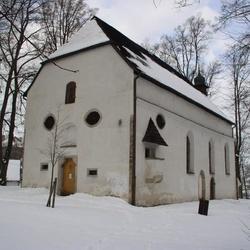 Kostel sv. Jana Křtitele na Jánském vršku